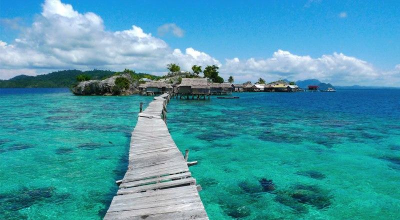Obyek Wisata Provinsi Sulawesi Tengah