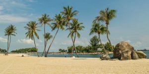 6 Wisata Pantai Terbaik di Singapura