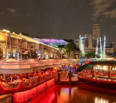 Tempat Romantis untuk Bulan Madu di Singapura